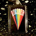 Lucifer Key ring, Kenneth Anger, Roman and Minnie