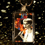 Rosemary's Baby key ring, Roman and Minnie