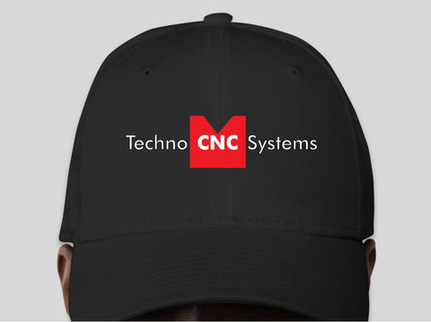 Techno Logo Baseball Hat