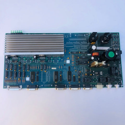 LC series 3-Axis Main Amplifier Card
