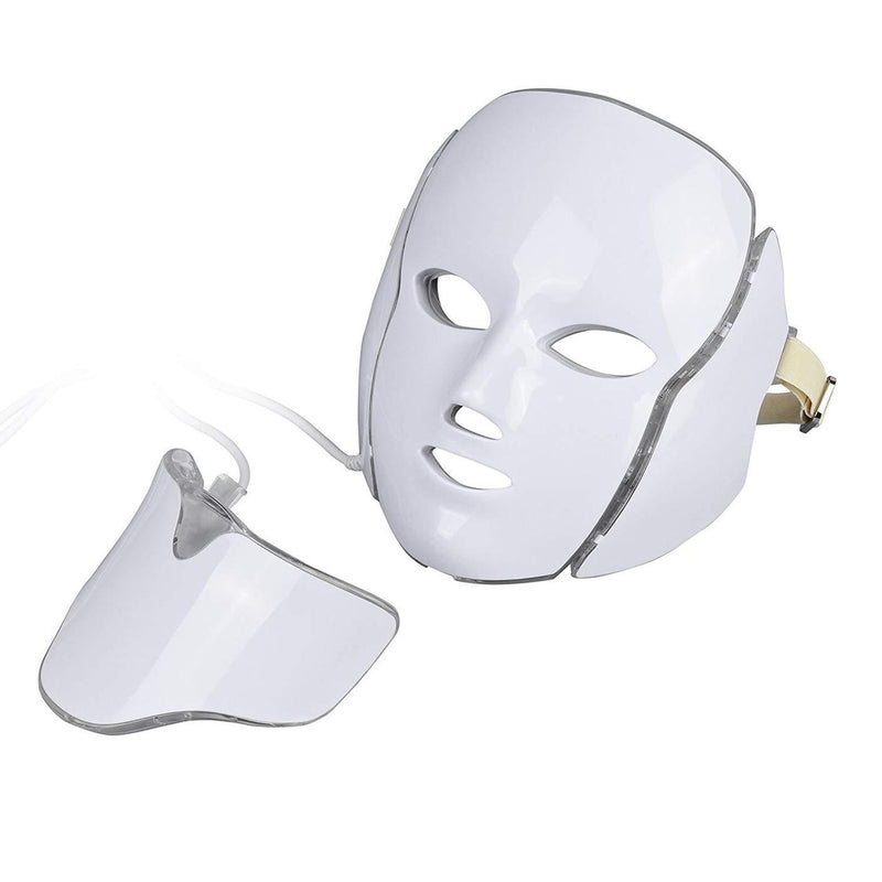 DermaGlow™ - Professional Light Therapy Mask
