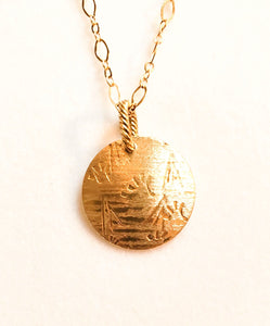 Golden Allure Necklace