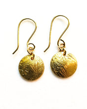 Golden Allure Earrings C