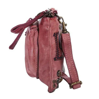 Angelina Sling Bag (Genuine, High Quality, Soft Italian Designed Leather)