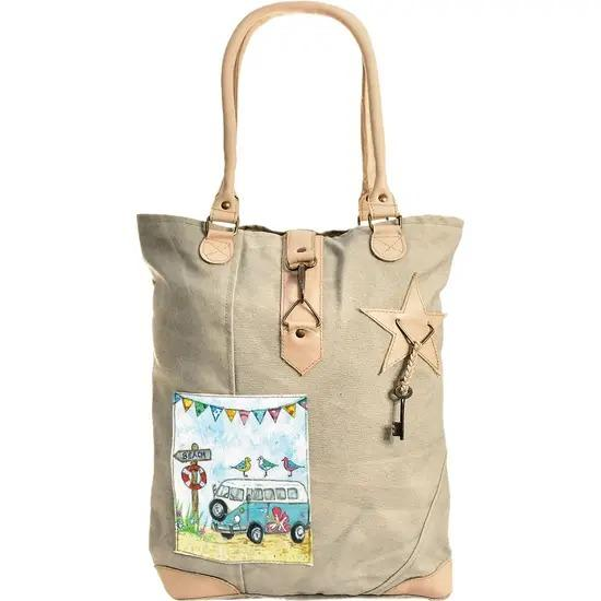 Vintage Inspired Sustainable Tote Bag (28 Styles)