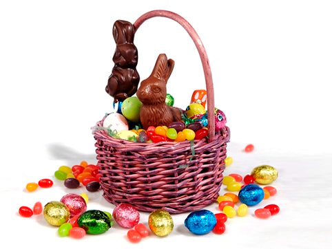 Sugar Free Easter Basket Ideas for Kids of All Ages