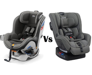Convertible Car Seats: Nuna Rava vs. ChicCo Nextfit Zip