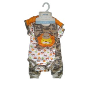 Lion Onesie Set 5pc