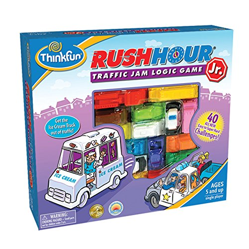 Rush Hour Traffic Jam Game Jr.