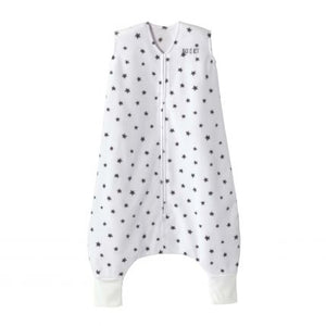 Sleep Sack Early Walker Charcoal Stars