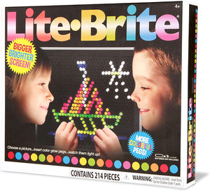 Lite Brite Front of Box