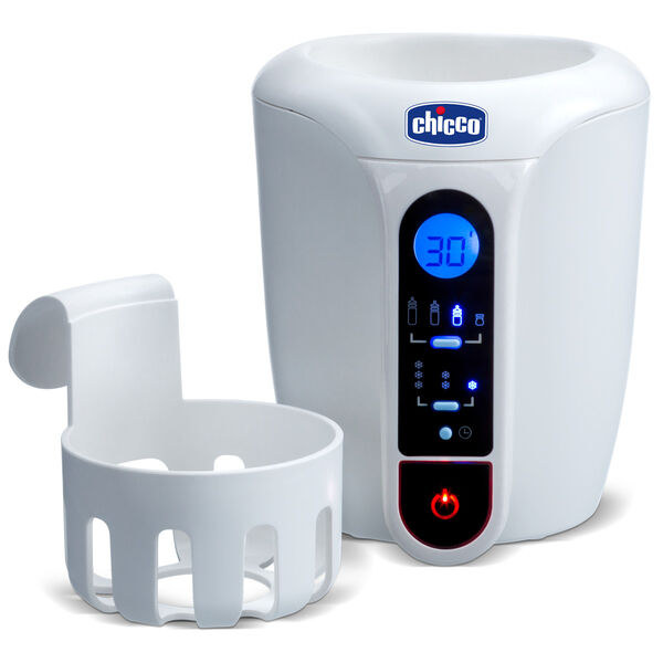 Chicco NaturalFit Bottle & Baby Food Digital Warmer