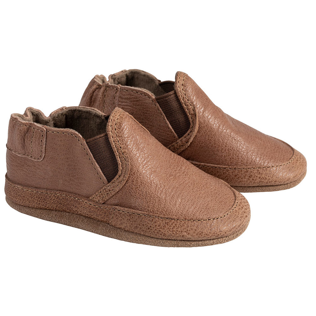 Robeez Soft Sole Shoes Camel