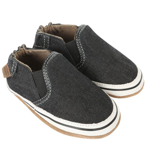 Robeez Soft Sole Shoes Black