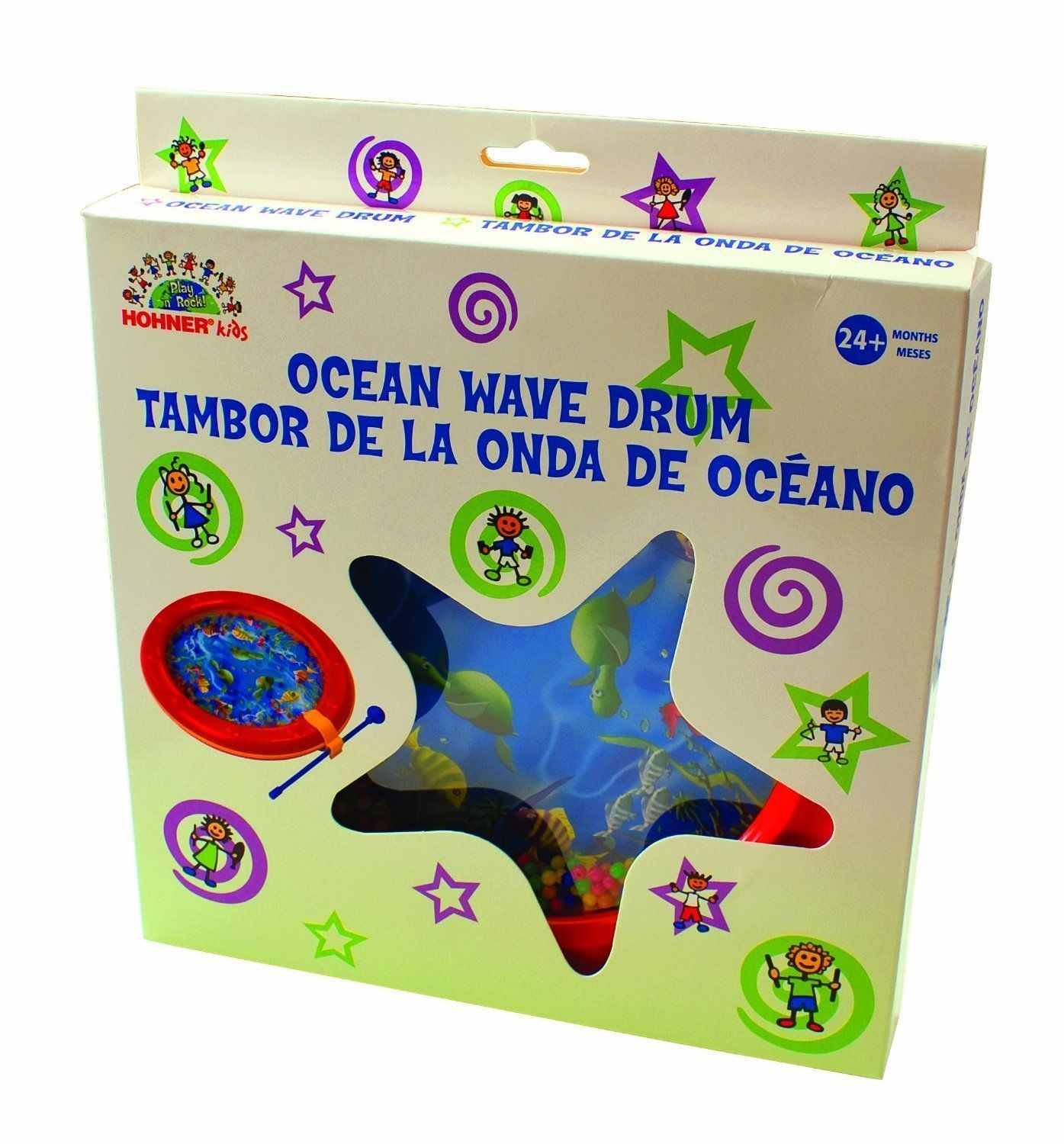 Hohner Kids Ocean Wave Drum