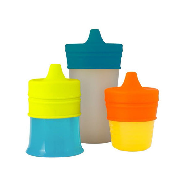 Boon snug lids and bottles