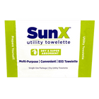 Coretex Sun X 30+ Broad Spectrum Sunscreen Multi-Purpose Pack, Ointment & Wipe CruisePaks