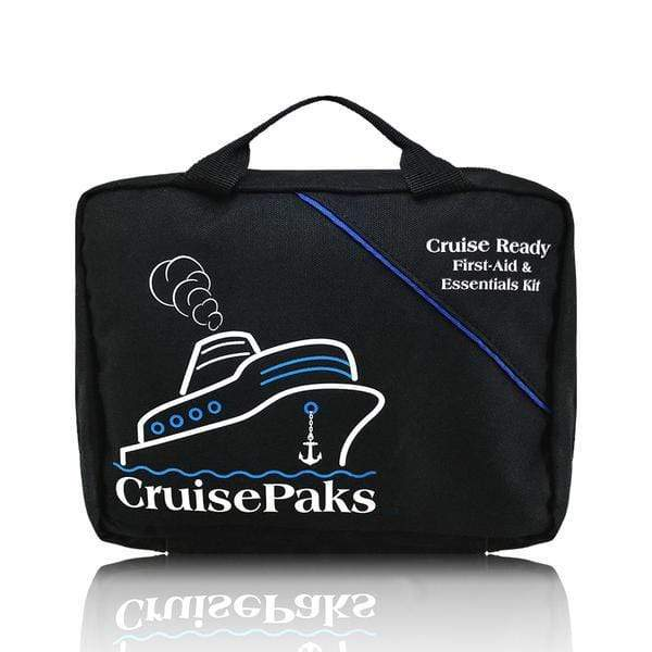 CruisePaks CruisePaks Cruise Essentials First aid & Medicine Travel Kit | Basic - ** Bag Only ** CruisePaks