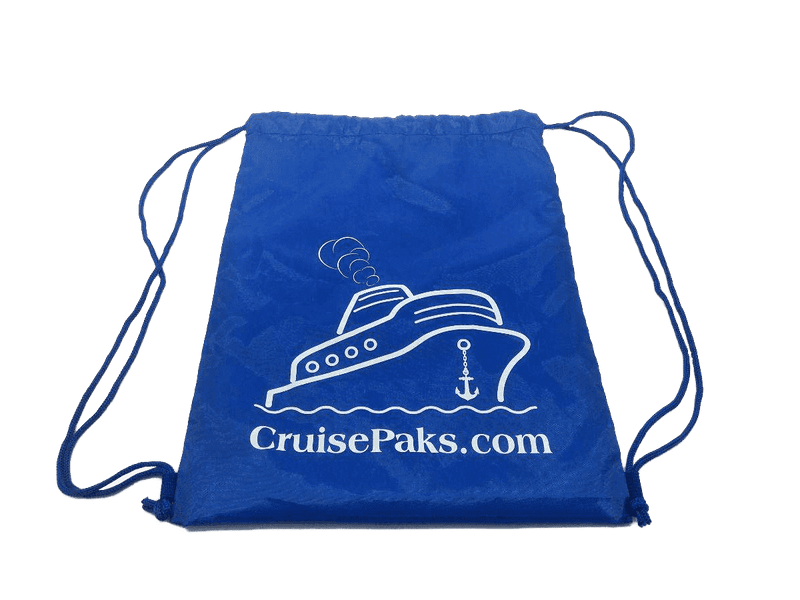 CruisePaks CruisePaks DrawString BackPack CruisePaks