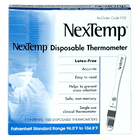 Medical Indicators Thermometer, Disposable, Multi-Use CruisePaks