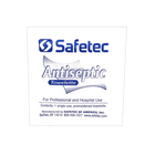 Safetec Antiseptic Wipe, 66.5% ethyl alcohol Wipe CruisePaks