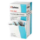 Safetec First Aid & Burn Cream, .9 Gram Packet CruisePaks