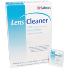 Safetec Lens Cleaning Wipes CruisePaks