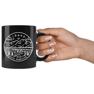 State of Idaho Coffee Mug - The Northwest Store