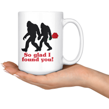 Load image into Gallery viewer, Sasquatch Love Large Ceramic Mug - The Northwest Store