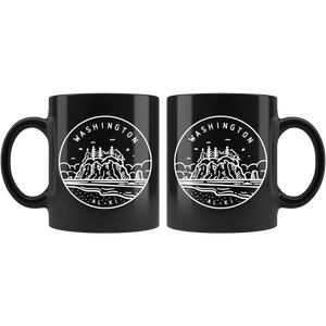 State of Washington Coffee Mug - The Northwest Store