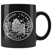 Load image into Gallery viewer, State of Rhode Island Coffee Mug