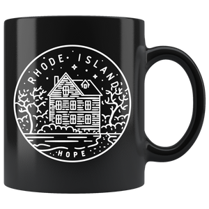 State of Rhode Island Coffee Mug