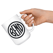 Load image into Gallery viewer, Bend Logo Large Ceramic Coffee Mug - The Northwest Store