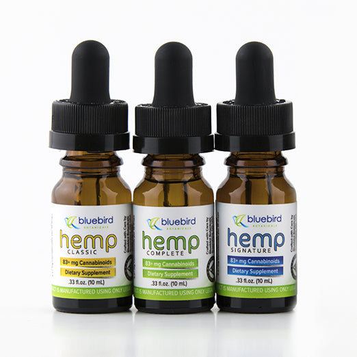 CBD Oil Sample Pack