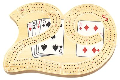 Cribbage, large 29