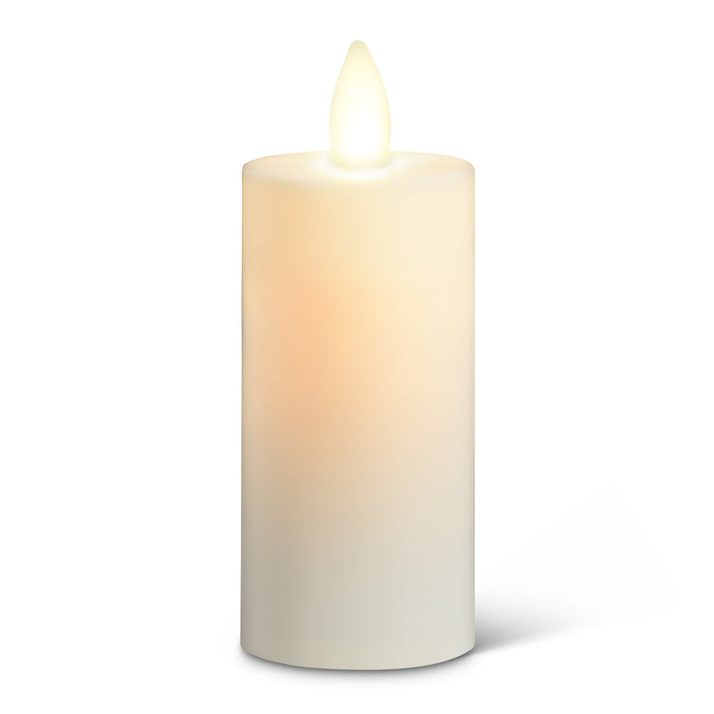 Flameless Ivory Candles