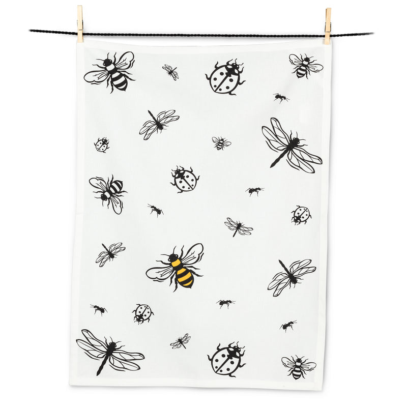 All Over Tea Towels 20X228