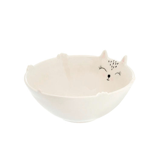 Kitty Handmade Bowl