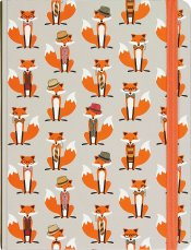Dapper Foxes Journal,