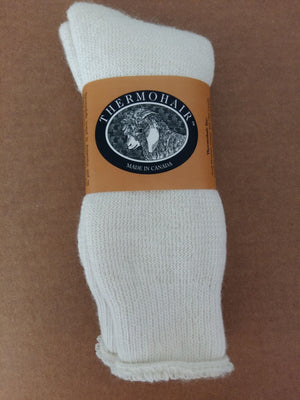 Thermohair Natural Socks Ladies