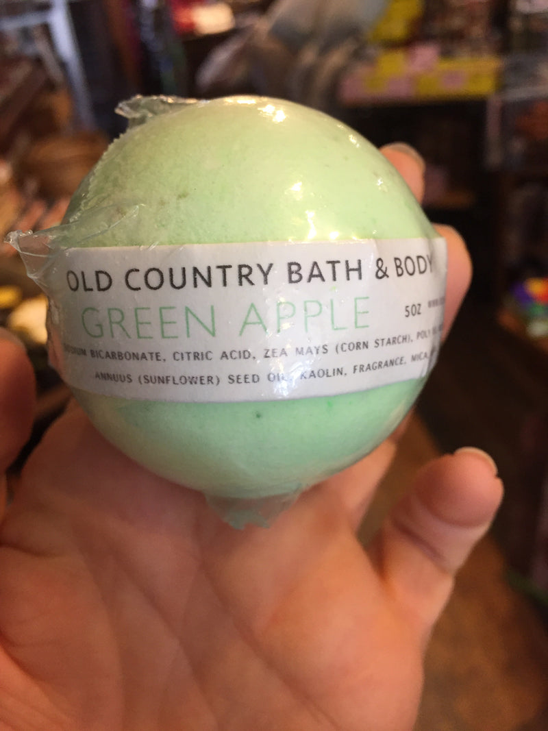 Old Country Bath Bomb