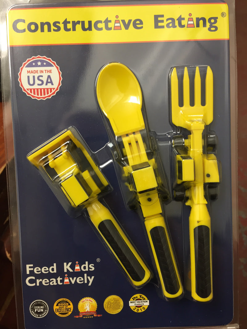 Construction Utensils Set (Clamshell)