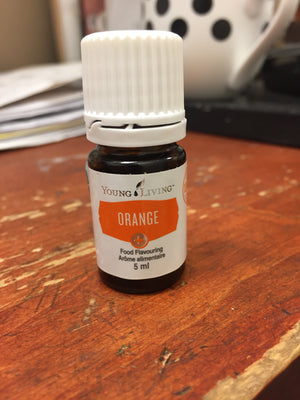 This orange essential oil is great for everyday use. Kingston,Trousdales,