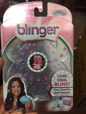 Blinger 5 piece Sparkle Collection Refill Pack