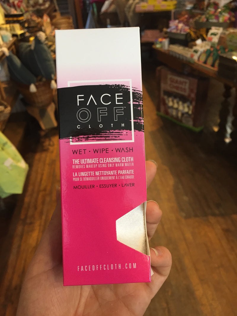 Face Off Cloth