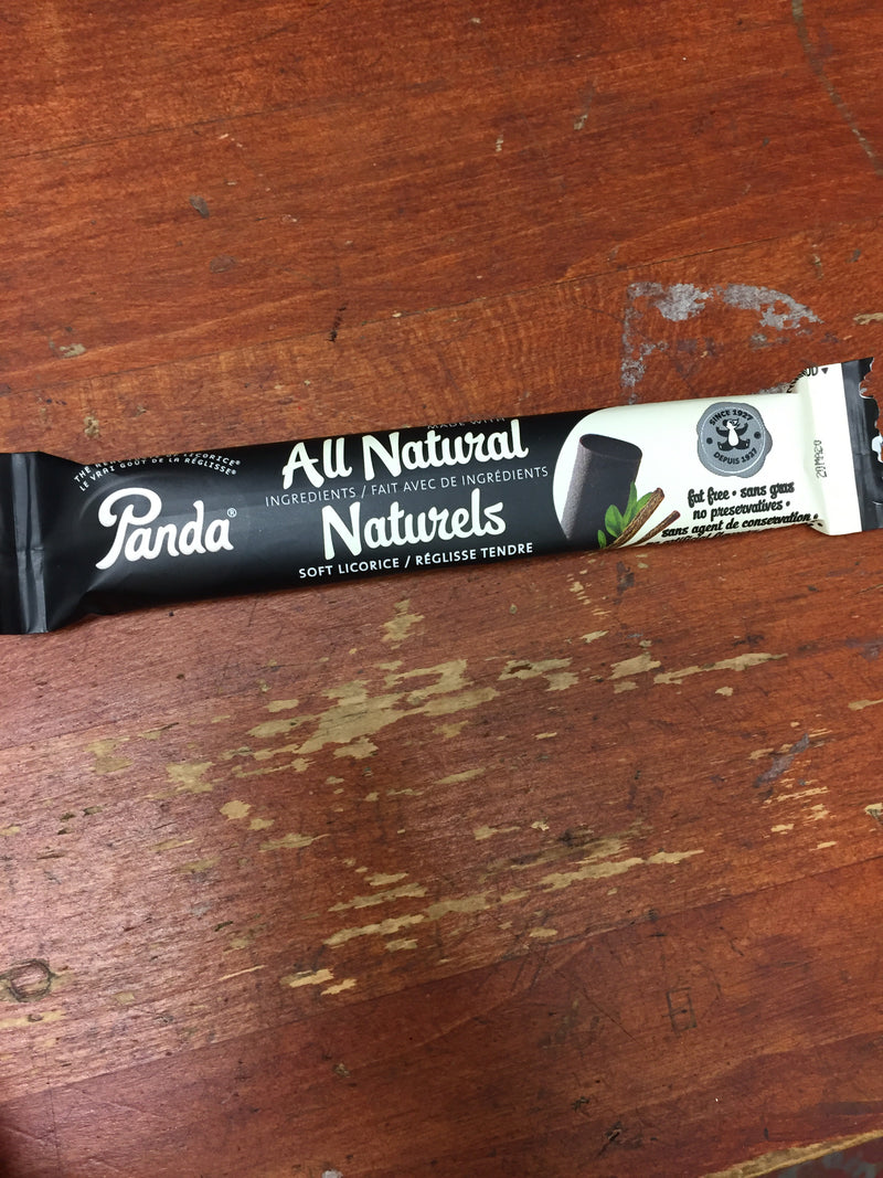 Licorice Bar- Original (Natural)