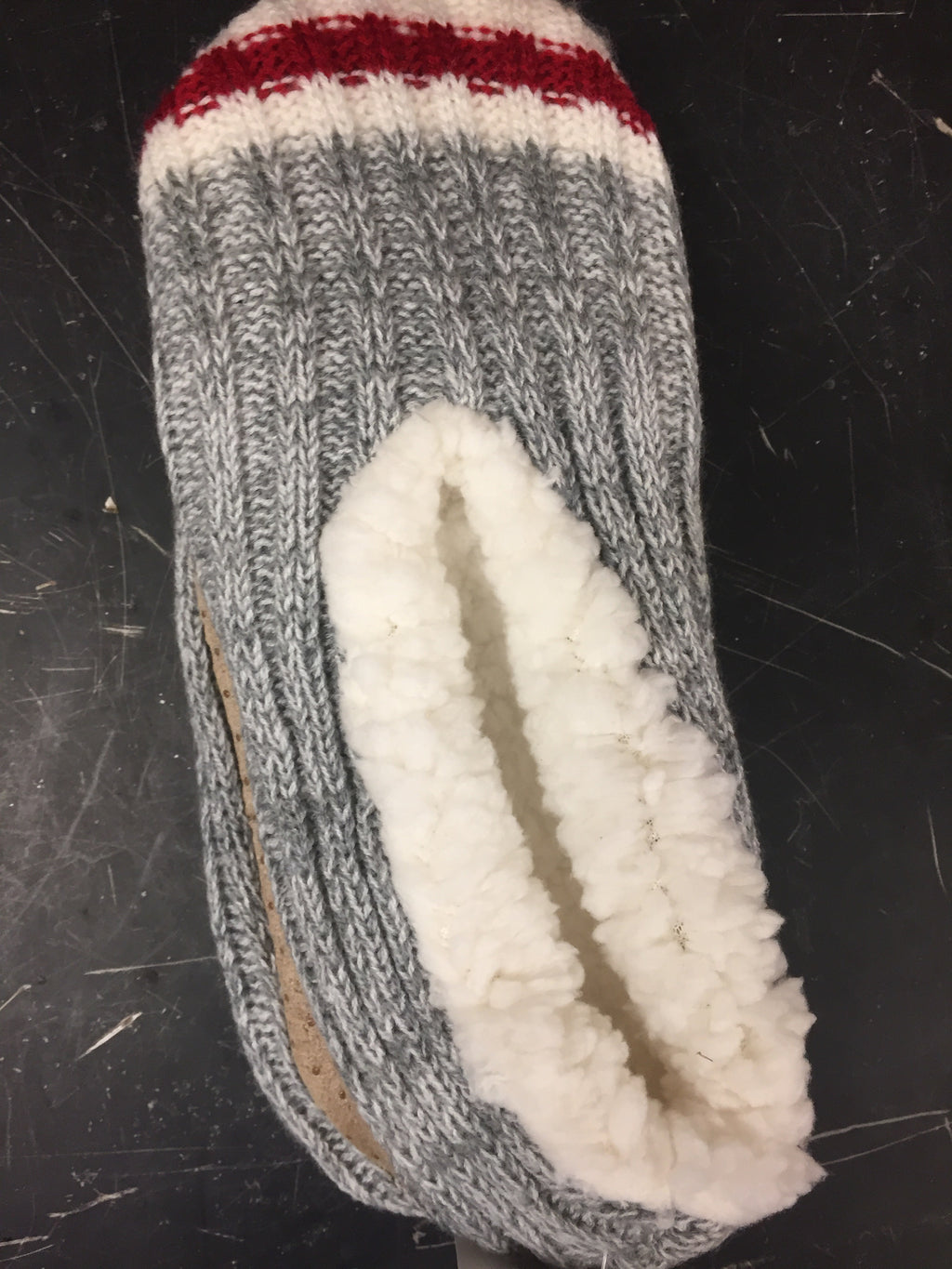 Pair Knit Slippers