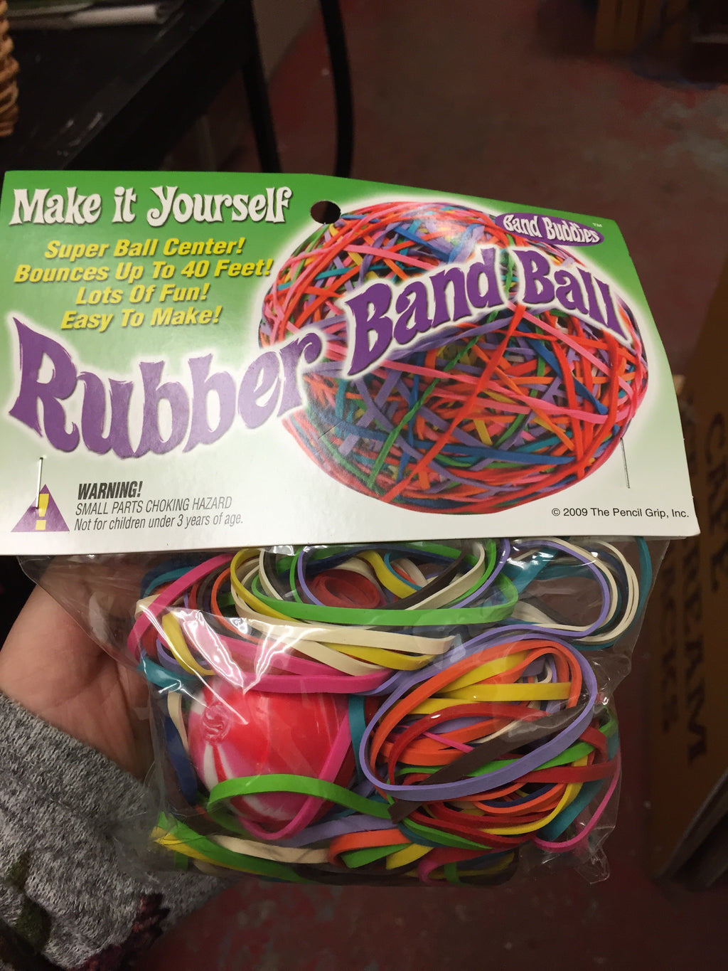 Band Buddies Ball Kit