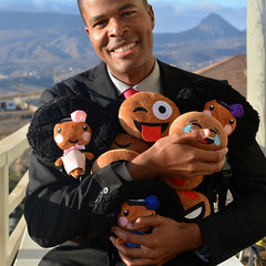 Dante Lee, founder of Toys Like Me
