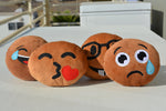 African American Emoji Pillows (4-Pack)